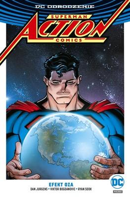Dan Jurgens, Robert Williams - Efekt Oza. Superman - Action Comics
