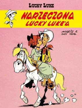 Gore Vidal - Narzeczona Lucky Luke'a. Lucky Luke. Tom 54