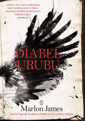 Marlon James - Diabeł Urubu