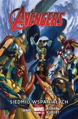 Mark Waid - Siedmiu wspaniałych. Avengers. Tom 1