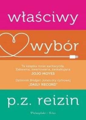 P.Z Reizin - Właściwy wybór