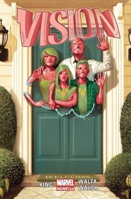 Tom King - Vision