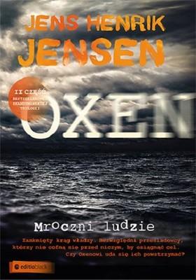 Jens Henrik Jensen - Mroczni ludzie. Oxen. Tom 2