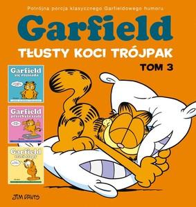 Jim Davis - Garfield. Tłusty koci trójpak. Tom 3