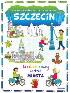 Krzysztof Wiśniewski - Szczecin. Kolorowy portret miasta