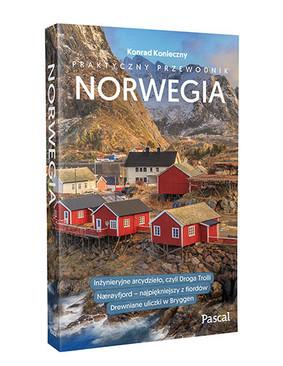Konrad Konieczny - Norwegia. Przewodnik praktyczny