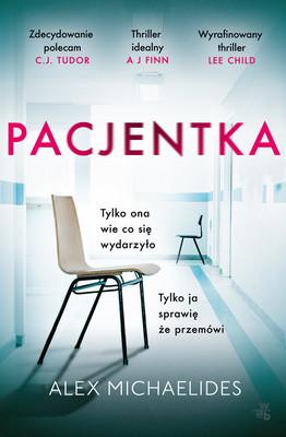 Alex Michaelides - Pacjentka