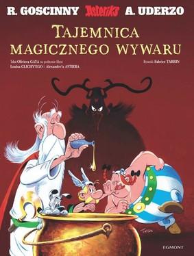 Olivier Gay - Tajemnica magicznego wywaru. Asteriks