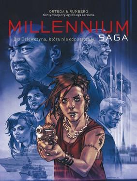 Sylvain Runberg - Dziewczyna, która nie odpuszczała. Millenium komiks. Tom 3