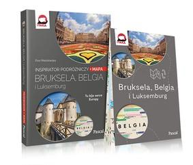 Bruksela, Belgia i Luksemburg. Tu bije serce Europy