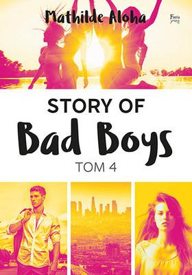 Mathilde Aloha - Story of Bad Boys. Tom 4 / Mathilde Aloha - Another Story Of Bad Boys 2
