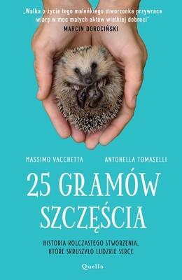 Massimo Vacchetta, Antonella Tomaselli - 25 gramów szczęścia