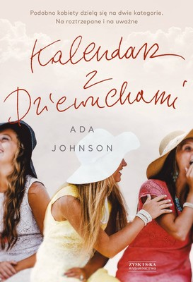 Adriana Johnson - Kalendarz z dziewuchami