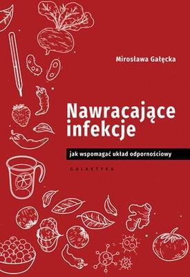 Mirosława Gałęcka - Nawracające infekcje. Jak wspomagać układ odpornościowy