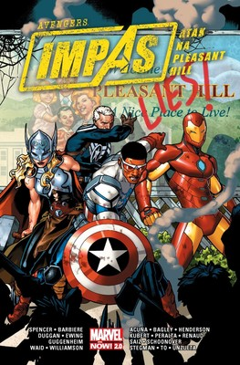 Impas. Atak na Pleasant Hill. Avengers