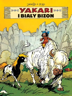 Job - Yakari i biały bizon