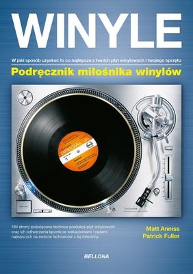 Mat Anniss - Winyle. Podręcznik miłośnika winylów