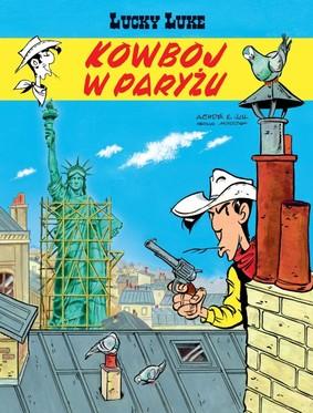 Morris - Kowboj w Paryżu. Lucky Luke. Tom 82