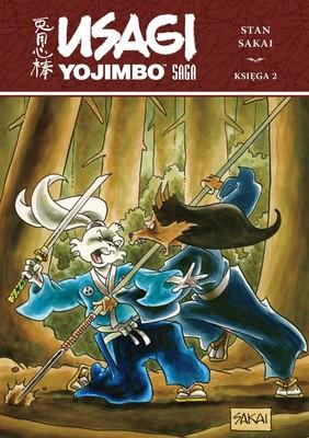 Stan Sakai - Usagi Yojimbo. Tom 2