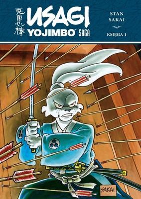Stan Sakai - Usagi Yojimbo. Tom 1
