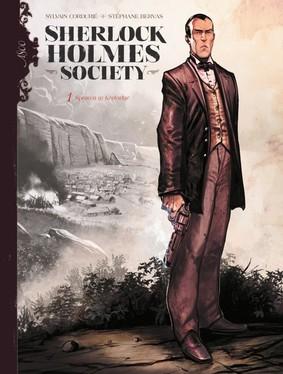 Sylvain Cordurié - Sprawa w Keelodge. Sherlock Holmes Society. Tom 1