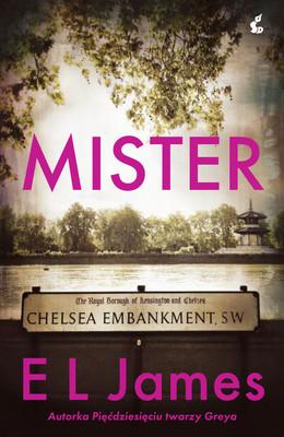 E. L. James - Mister / E. L. James - The Mister