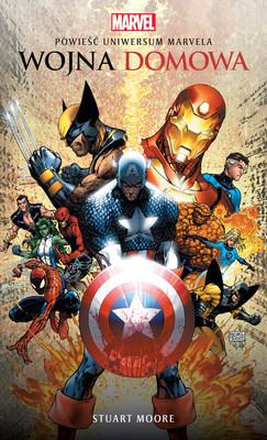 Stuart Moore - Marvel: Wojna domowa