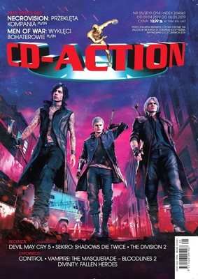 CD-Action 05/2019