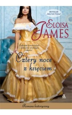 Eloisa James - Cztery noce z księciem