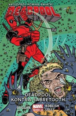 Gerry Duggan - Deadpool kontra Sabretooth. Deadpool. Tom 3