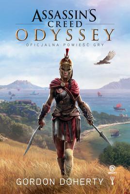 Gordon Doherty - Assassin's Creed: Odyssey. Oficjalna powieść gry