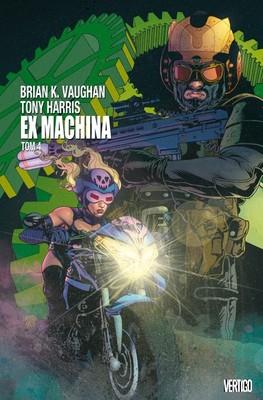 Brian K. Vaughan - Ex Machina. Tom 4