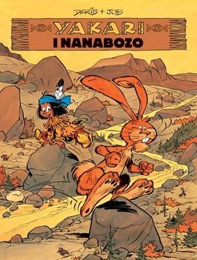 Job - Yakari i Nanabozo. Yakari. Tom 4