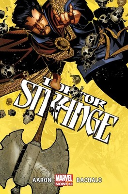 Jason Aaron - Doktor Strange. Tom 1