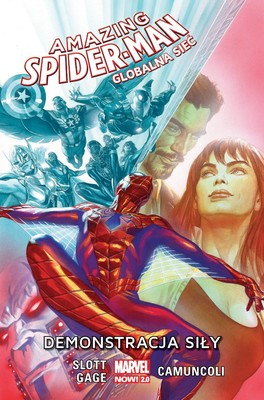 Dan Slott, Christos Gage - Demonstracja siły. Amazing Spider-Man. Globalna sieć. Tom 3