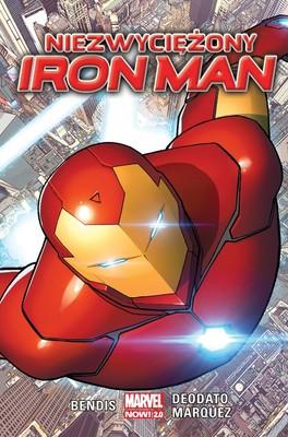 Brian Michael Bendis - Niezwyciężony Iron Man. Marvel Now 2.0