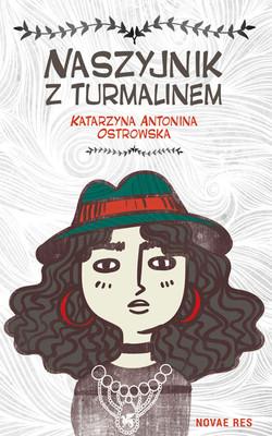 Katarzyna Antonina Ostrowska - Naszyjnik z turmalinem