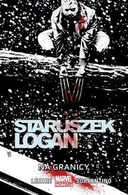Jeff Lemire - Na granicy. Staruszek Logan. Tom 3