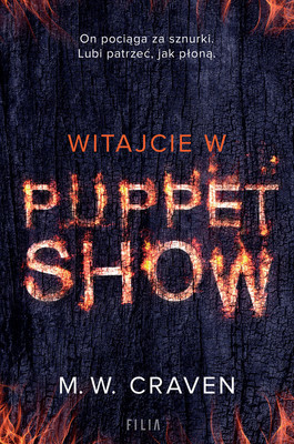 M.W. Craven - Witajcie w Puppet Show