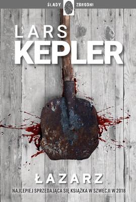 Lars Kepler - Łazarz. Joona Linna. Tom 7
