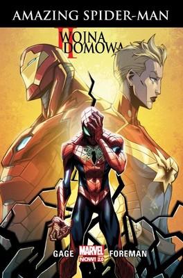 Christos Gage - II wojna domowa. Amazing Spider-Man