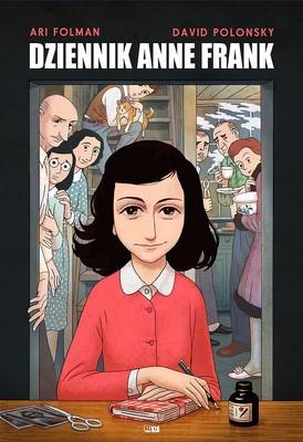 Ari Folman, David Polonsky - Dziennik Anne Frank
