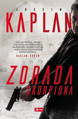 Andrew Kaplan - Zdrada Skorpiona