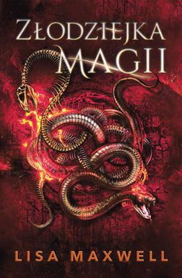 Lisa Maxwell - Złodziejka magii