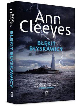Ann Cleeves - Błękit błyskawicy