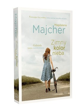 Magdalena Majcher - Zimny kolor nieba. Saga nadmorska