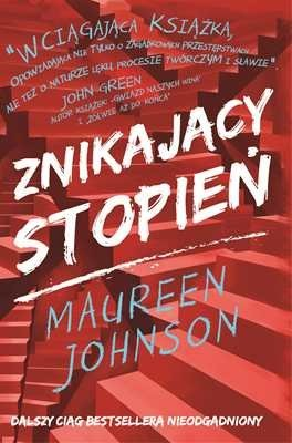 Maureen Johnson - Znikający stopień