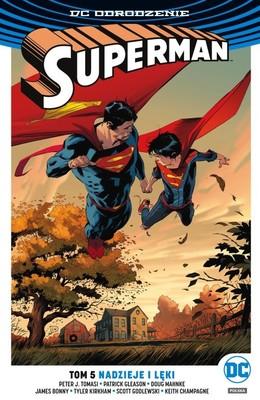 Nadzieje i lęki. Superman. Tom 5