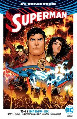 Peter Tomasi, Patrick Gleason - Imperius Lex. Superman. Tom 6