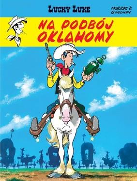 René Goscinny - Na podbój Oklahomy. Lucky Luke. Tom 14